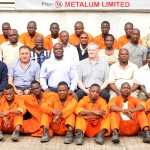 Metalum Management, Staff and Factory workers.