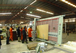 Aluminium Composite Panel Machine Installation 19072017.